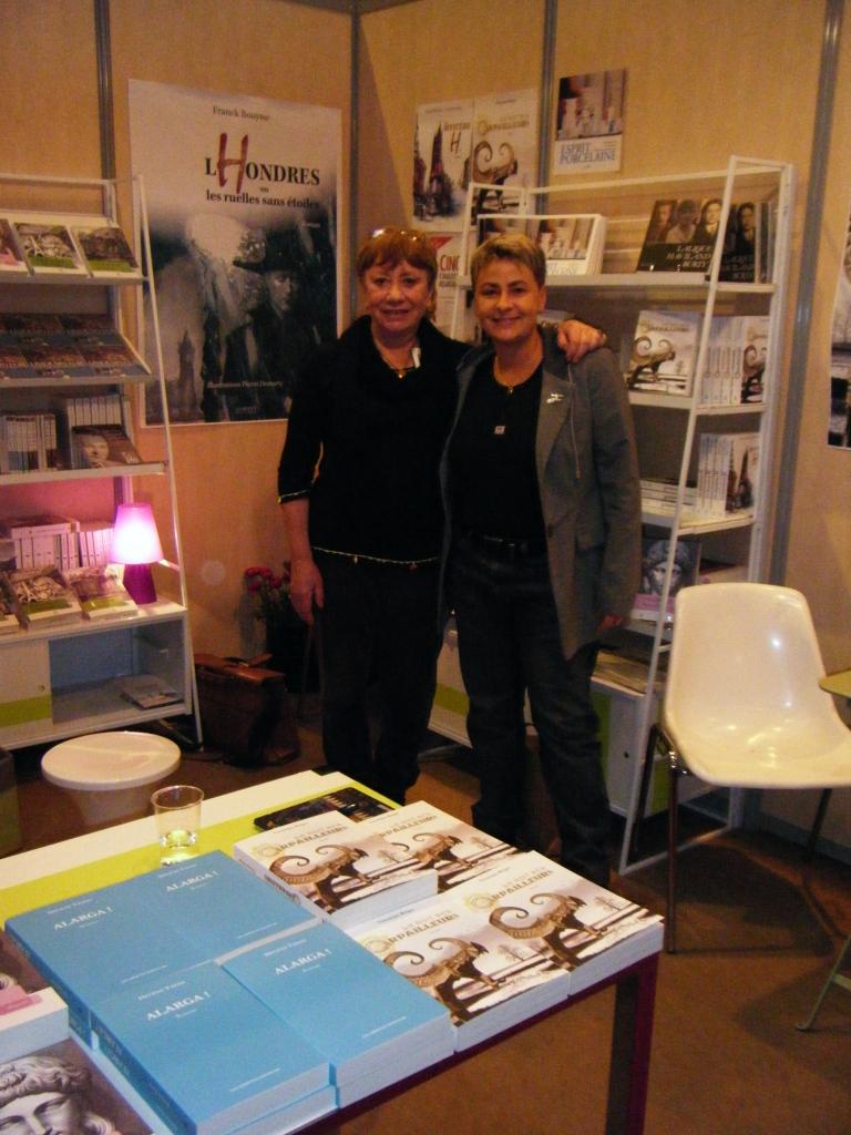 Les ardents editeurs au salon du livre paris 2010 - Le salon du livre paris ...